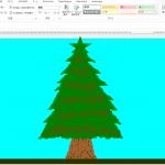 Excel VBA アニメーションで少し遅れたメリークリスマス!!