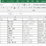 Excel(エクセル) 文字列を整えるために役立つ関数5個