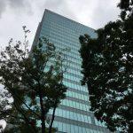 税理士登録の申請をするために名古屋の東海税理士会事務局へ