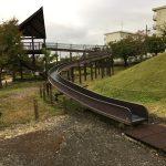 御殿場市の「桜公園」に行ってきた、フィールドアスレチックが楽しそう!!