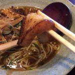 バラ肉チャーシュー麺が美味しかった三島市のラーメン屋「麺や楼風」