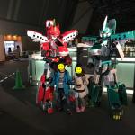 3/18 大宮の鉄道博物館(てっぱく)にシンカリオンに会いに行ってきた!!