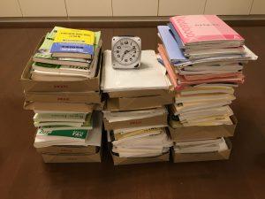 税理士試験勉強