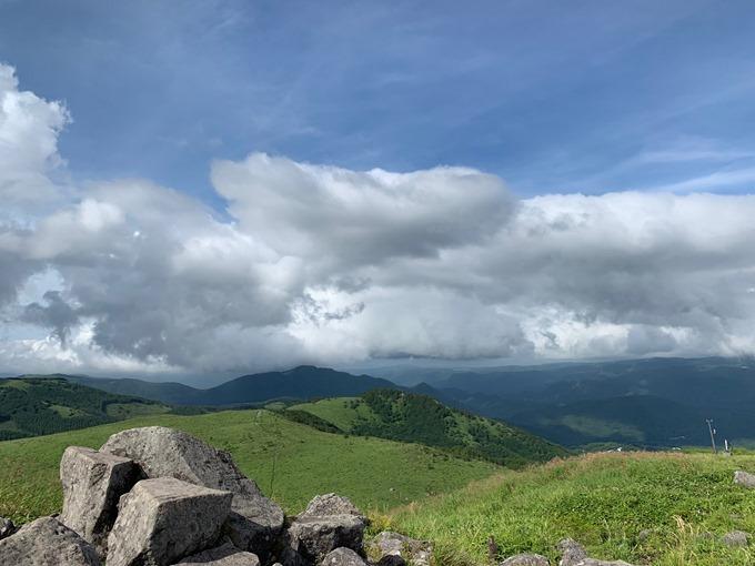 車山高原夏の絶景