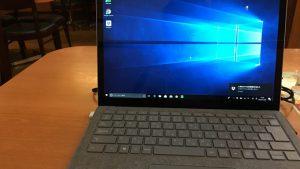 PCをSurface Laptop に変更して1ヶ月半経過、初期設定・感想などをレビュー